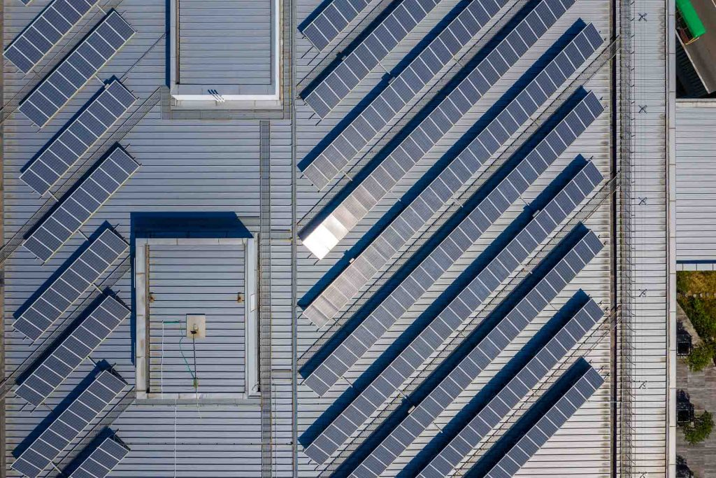 What are the different types of commercial roofs?